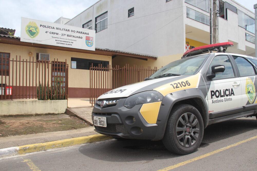 Caminhoneiro sofre assalto em pátio de posto de combustíveis em Antônio Olinto