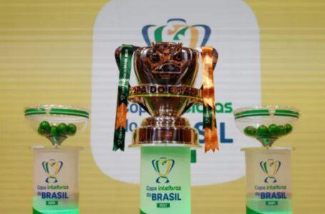 Copa do Brasil: veja os confrontos das oitavas de final definidos em sorteio