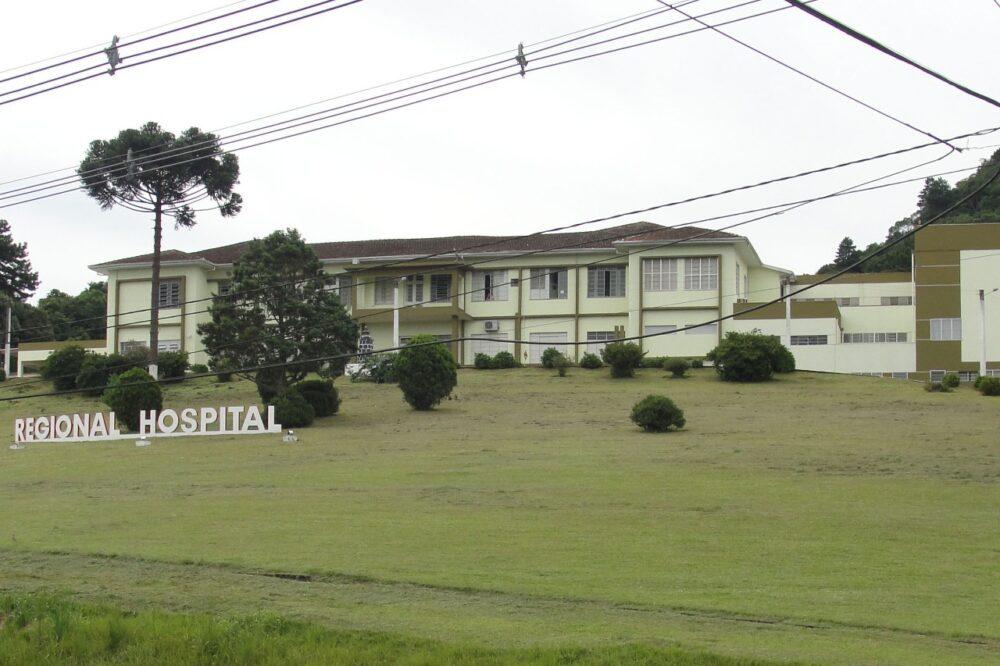 Hospital Regional fica sem energia após furto de fios em União da Vitória