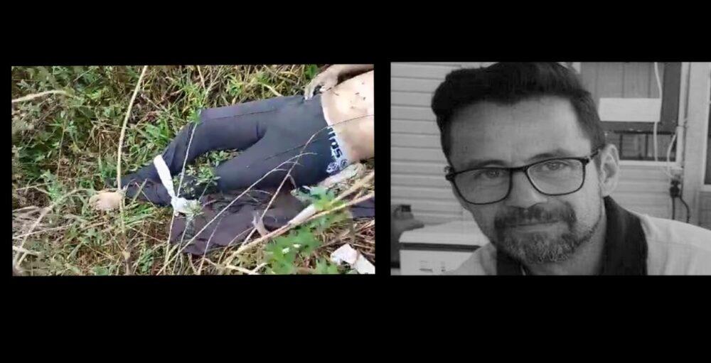 Homem é encontrado morto no interior de Porto Vitória