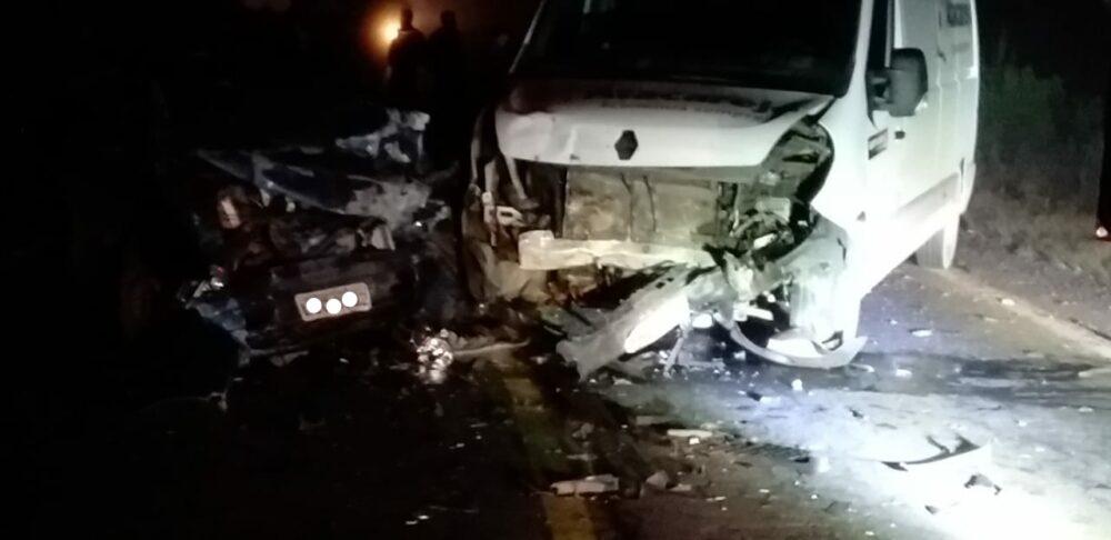 Bebê de 1 mês morre em acidente na BR-280, em Porto União