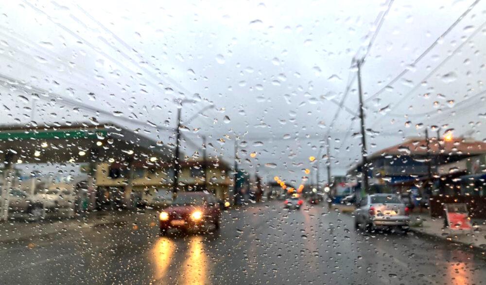 Semana inicia chuvosa porém com previsão de geada nos próximos dias em São Mateus do Sul