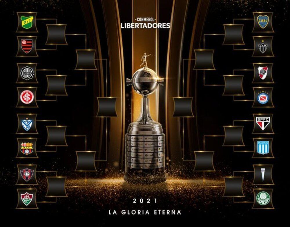 Libertadores: veja os confrontos das oitavas de final definidos em sorteio