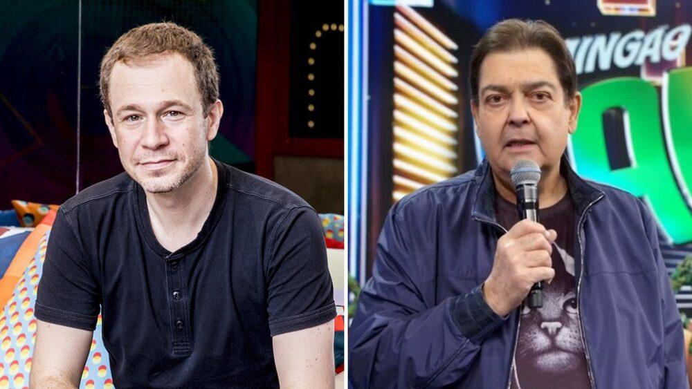 Tiago Leifert substitui Faustão nas tardes de domingo da Globo até estreia de projeto com Luciano Huck