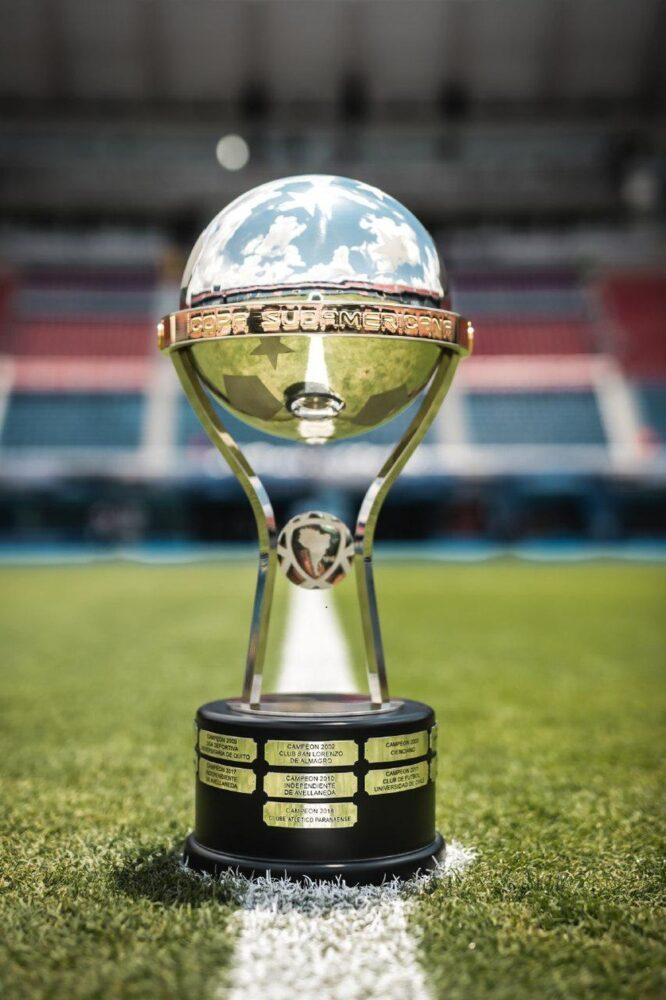 Sul-Americana: confira os confrontos das oitavas de final após sorteio