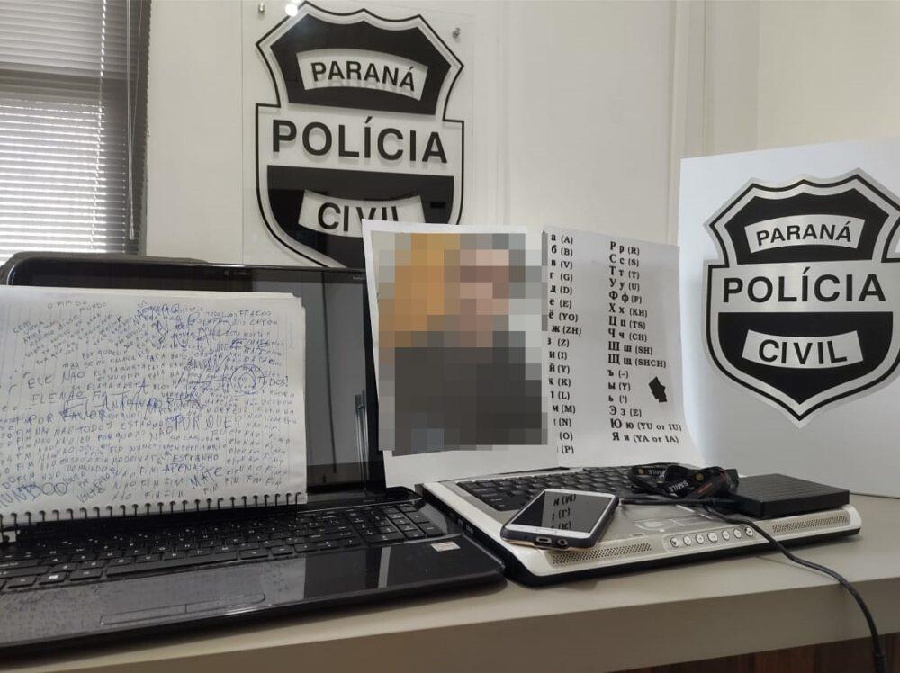 Departamento de Defesa dos EUA identifica adolescente do Paraná que planejava possíveis ataques à escolas