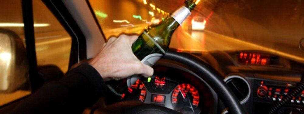 Motorista é preso após ser flagrado dirigindo embriagado na contra mão em São Mateus do Sul