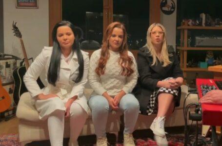 Marilia Mendonça, Maiara e Maraísa mostram música contra violência doméstica; assista