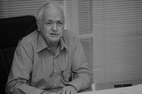 Morre o ex-prefeito de Ponta Grossa, Pedro Wosgrau Filho