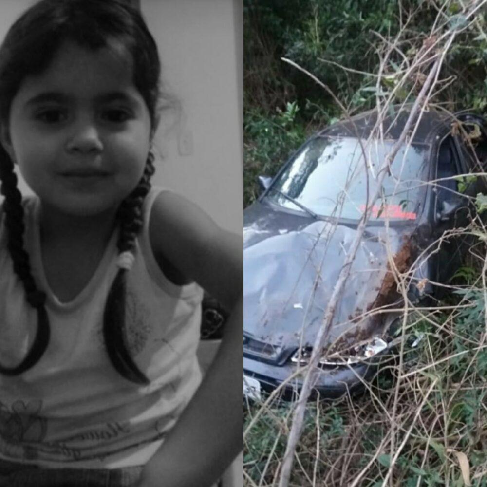 Criança de 6 anos morre em grave acidente na BR-153, em Mallet