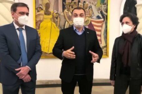 Governador de Santa Catarina anuncia abertura de inscrições para primeiro evento-teste no estado