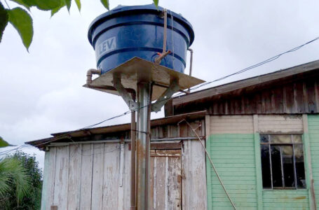 Programa Caixa d'Água Boa chega a Antônio Olinto e mais 32 municípios do Paraná