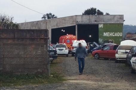 Homem é assassinado a tiros em Três Barras