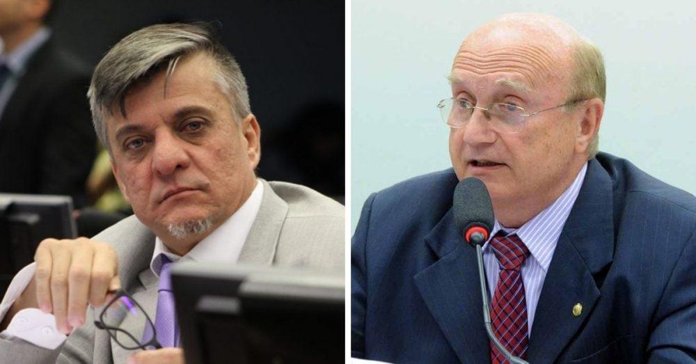Deputado Federal Boca Aberta é cassado; Osmar Serraglio assume