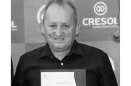 Aos 53 anos, falece Luis Volochen, diretor da Cresol e Sindicato dos Trabalhadores de Antônio Olinto