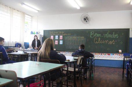 Aulas do ensino municipal de São Mateus do Sul retorna de forma gradativa e escalonada nesta quarta (4)