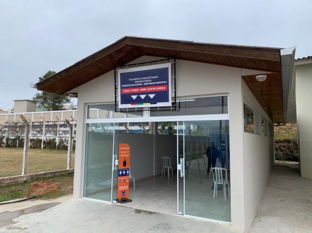 Atendimento para casos de covid-19 em São João do Triunfo retorna para o prédio Central