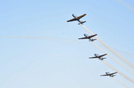 Palmeira sediou VIII Campeonato Nacional de Acrobacia Aérea no fim de semana