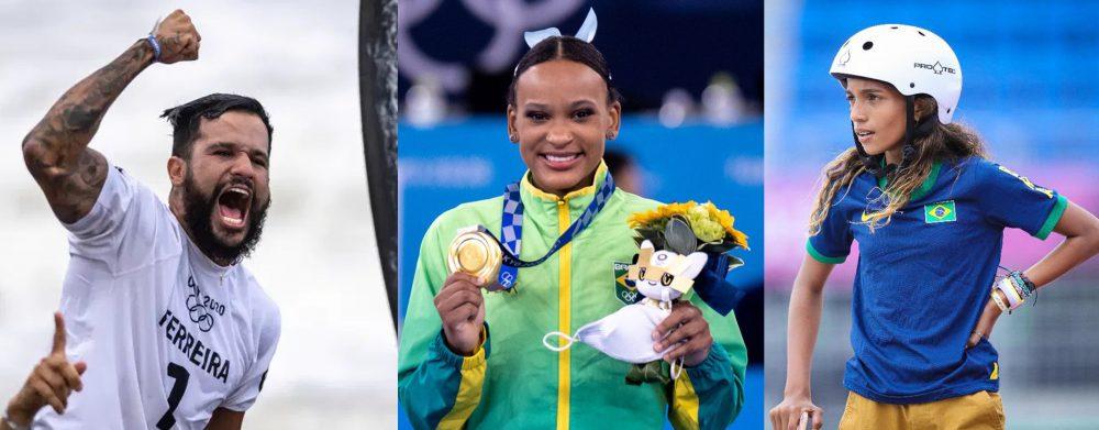 Brasil encerra Olimpíada com seu melhor desempenho de todos os tempos
