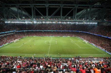 CBF pretende usar Athletico e Santos como teste para a volta do público aos estádios
