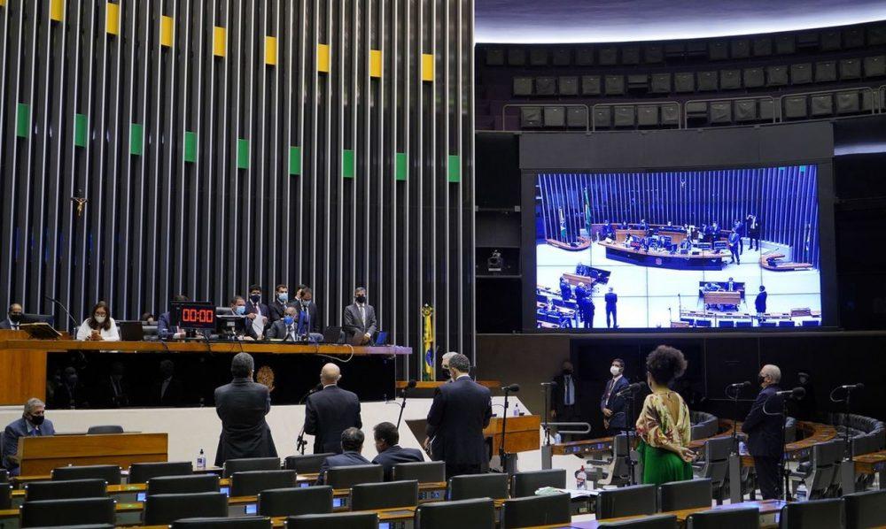 Câmara dos Deputados rejeita PEC do Voto Impresso