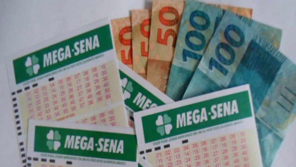 Apostas de São Mateus do Sul e região faturam mais de R$ 1 mil na quadra da Mega-Sena