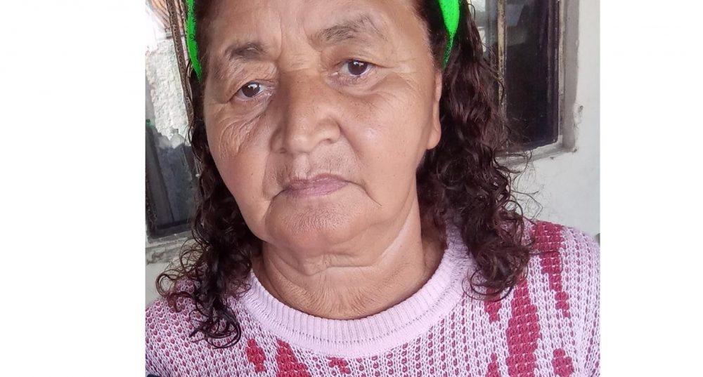 Mulher natural de Rebouças procura irmã que não vê há mais de 60 anos