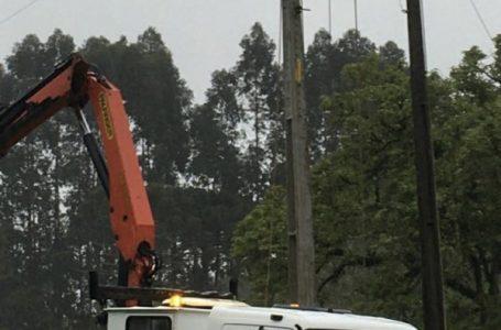 Funcionário terceirizado da Copel morre eletrocutado na cidade de Mallet