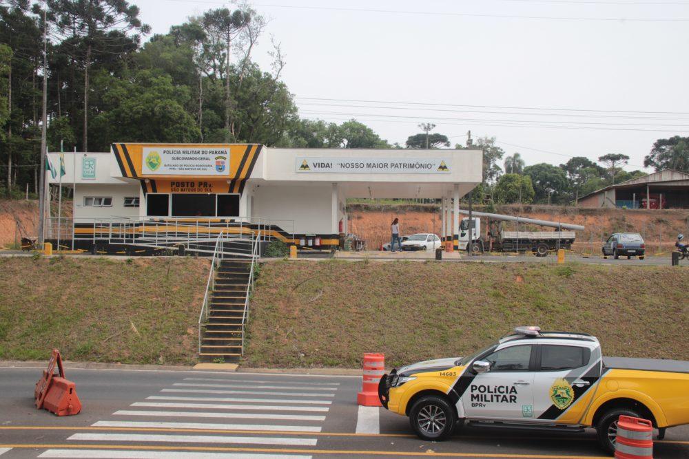 Feriado terá fiscalização redobrada do Batalhão de Polícia Rodoviária nas rodovias estaduais