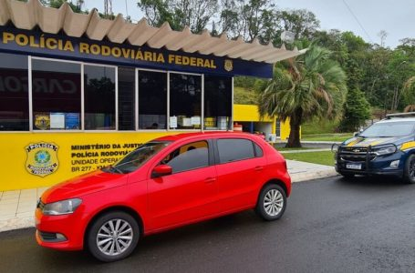 Homem suspeito de feminicídio em Curitiba é preso pela PRF em Irati