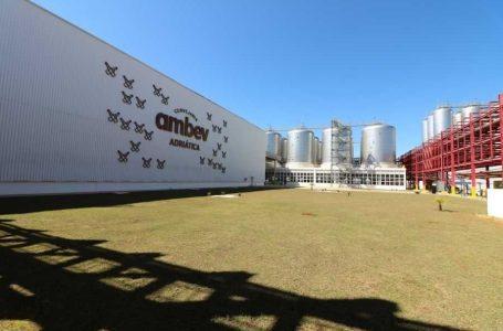Ambev anuncia 1ª grande fábrica carbono neutro em PG