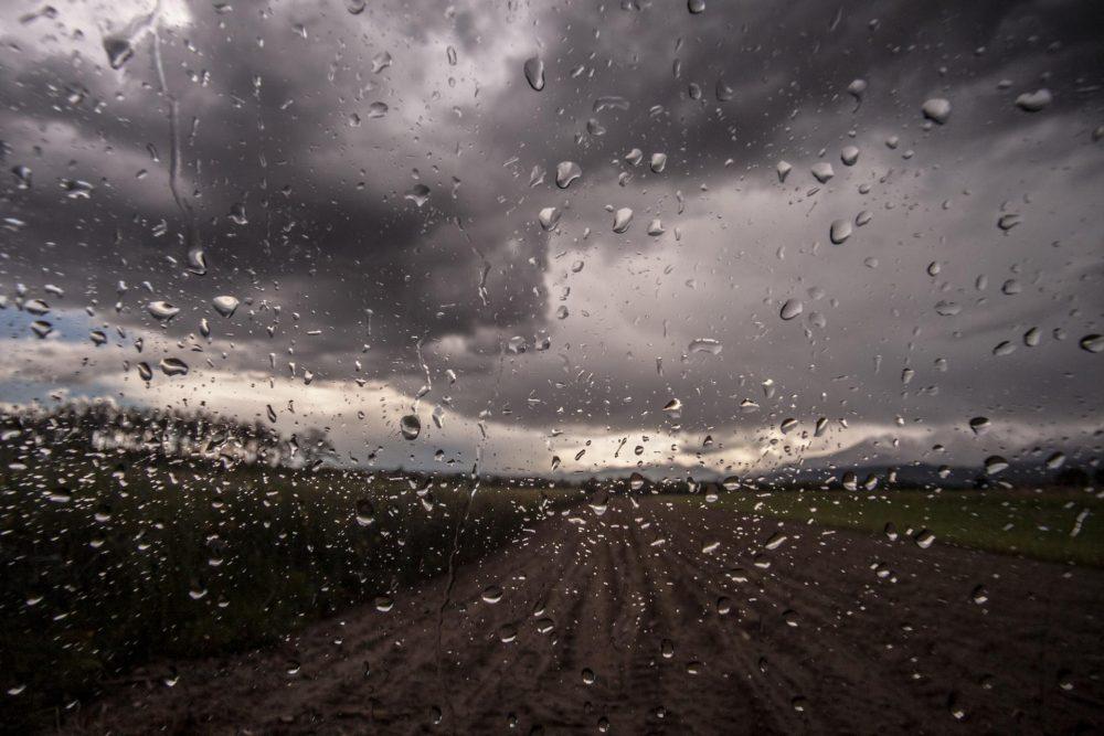 Simepar prevê chuva para São Mateus do Sul nesta semana