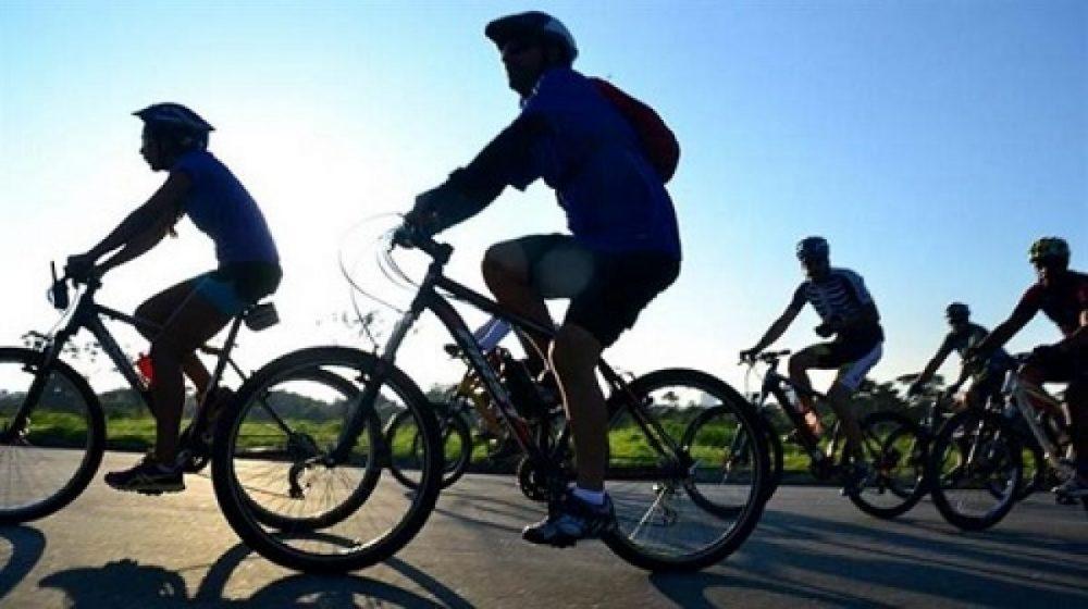 Passeio ciclístico será realizado no feriado de aniversário de São Mateus do Sul