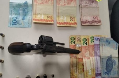 Após denúncias, Polícia evita comércio de arma de fogo em São Mateus do Sul