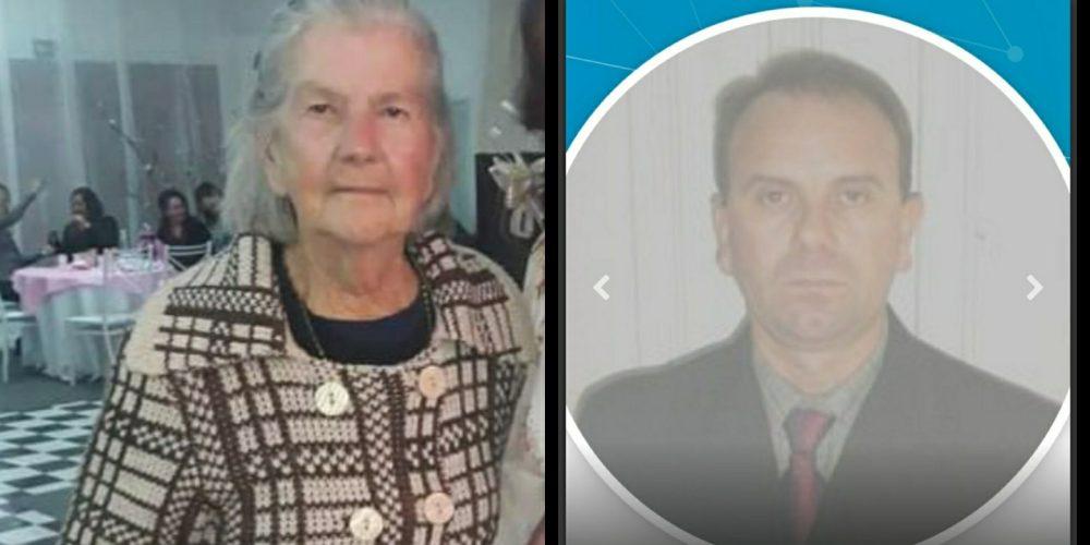 Mãe e filho que morreram na BR-280 possuem familiares em São Mateus do Sul e São João do Triunfo