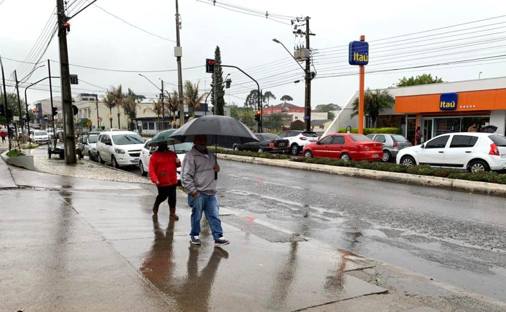 Fim de semana será de chuva e feriado de tempo estável em São Mateus do Sul, diz Simepar