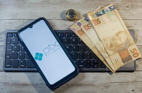 Operações de PIX terão limite de R$ 1 mil durante a noite